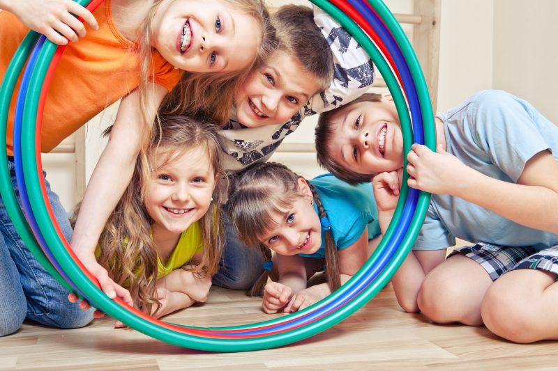 Spiel und Spaß für Grundschulkinder